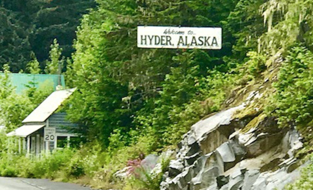 Hyder, Alaska – A Friendly Ghost Town
