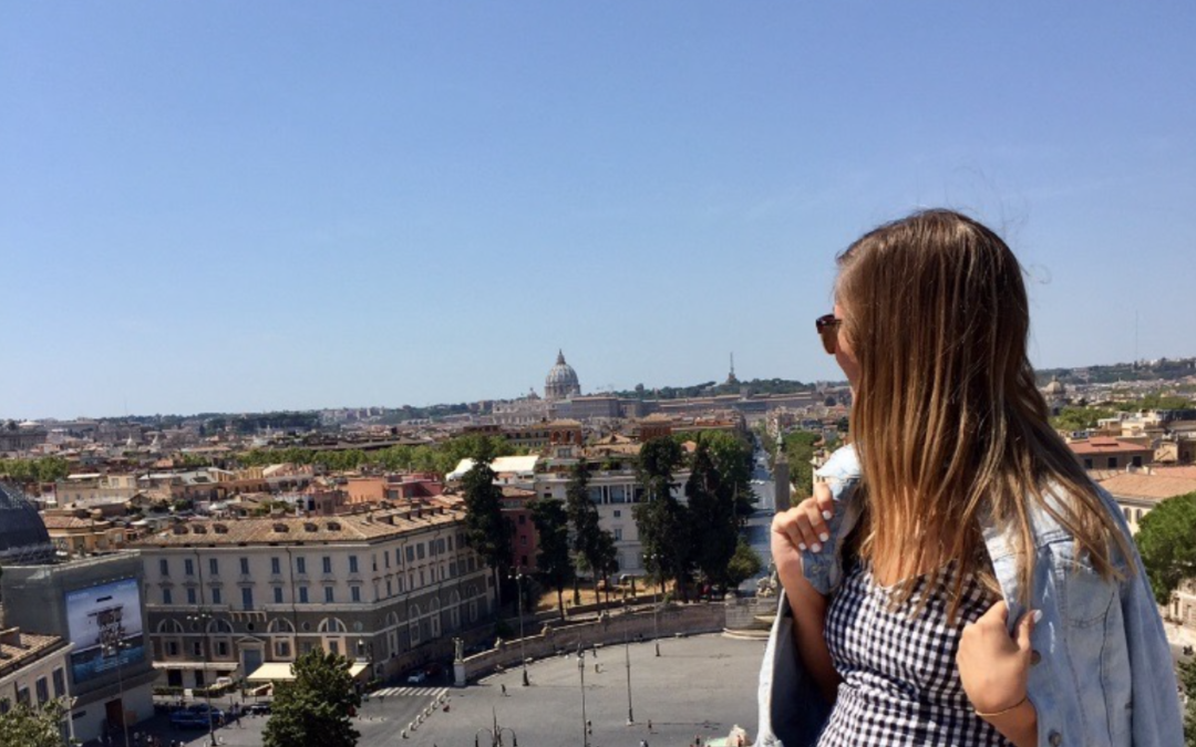 Dear Dad… 17 Hours in Rome